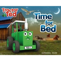 Tractor Ted Book  - Time For Bed