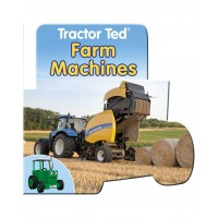 Tractor Ted Machines Board Book