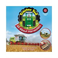 Tractor Ted Book -all About Harvesters