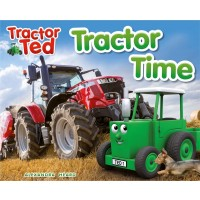Tractor Ted Book - Tractor Time