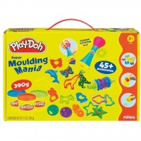 Play -doh Super Moulding Mania