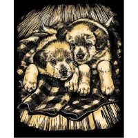 Artfoil Gold  - Puppies