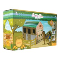Lottie Doll Accessory - Stables Playset