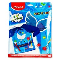 Maped Colorpeps Painting Apron 4 -8 Yrs