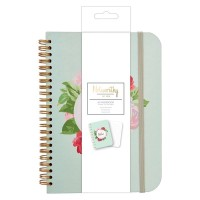 A5 Notebook  - Graphic Florals