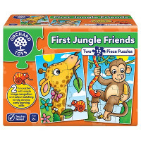 Orchard Toys - First Jungle Friends