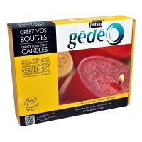 Gedeo Case Create Your Own Candles