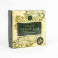Irish Vintage Map 1000pc