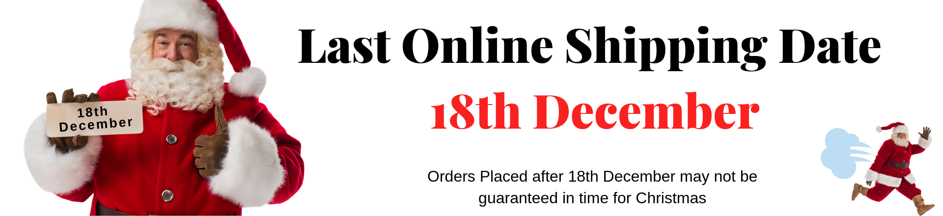 Last Shipping Date
