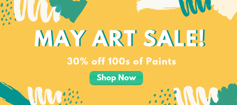 May Art Sale